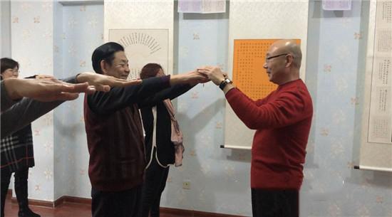 濟寧鳴生拳法傳承人堅守50年,只為讓人們熱愛傳統武術