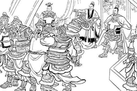 三国演义 中蜀汉的二代将才 刘封和关平谁更厉害图片
