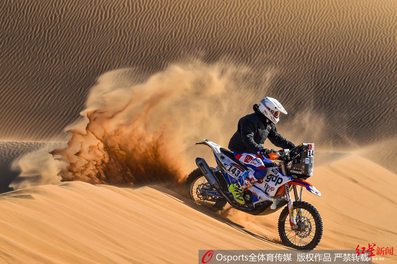 达喀尔拉力赛传出噩耗 摩托车名将摔车后去世