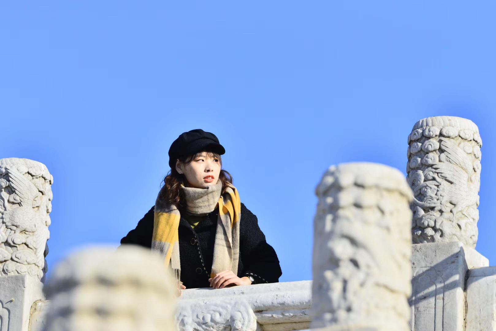 實拍:紫禁城里的昨天和今天,風采依然(圖)