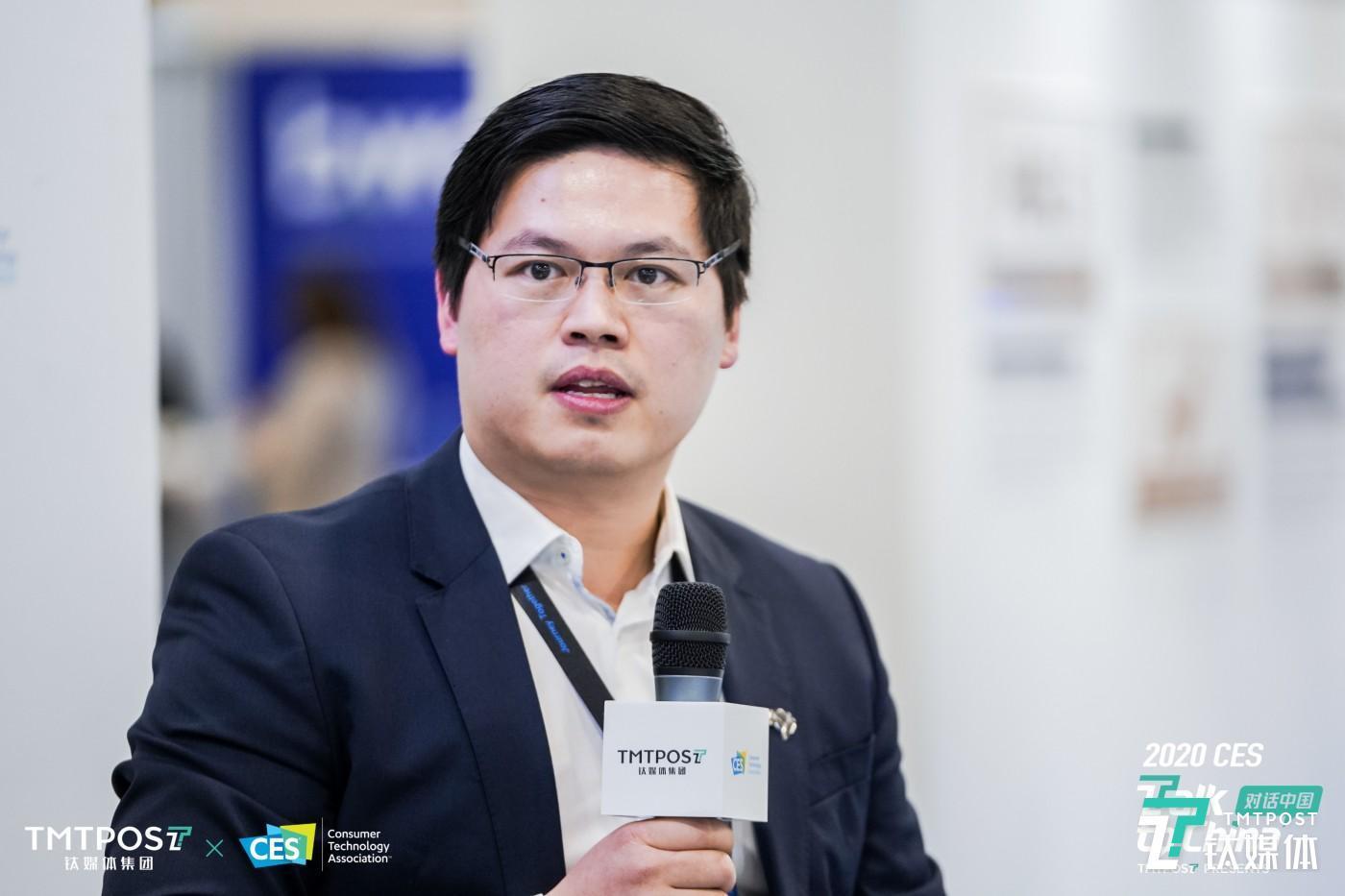 專訪地平線副總裁張玉峰:智能駕駛需兩條腿走路,提供感知層的深度賦能 | CES 2020