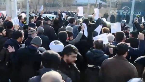 """涉嫌煽动反政府示威 伊朗对英国大使""""不太满"""