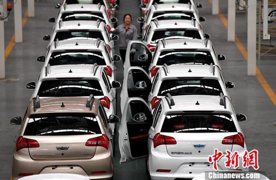工信部相关司局负责人回应新能源汽车补贴问题