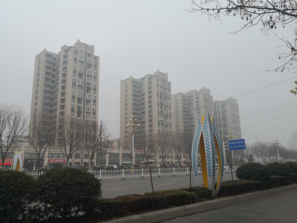 """漯河范庄安置房""""不翼而飞"""",是谁在背后"""