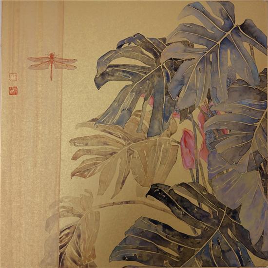 王娜娜——藝術作品賞析