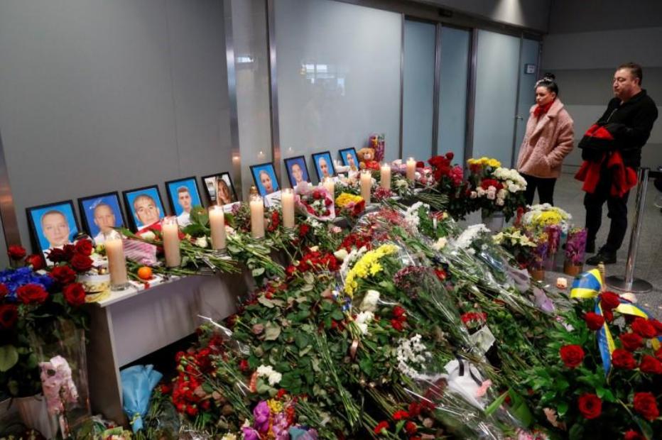 """乌克兰外长:5个""""悲痛国家""""将讨论起诉伊朗"""