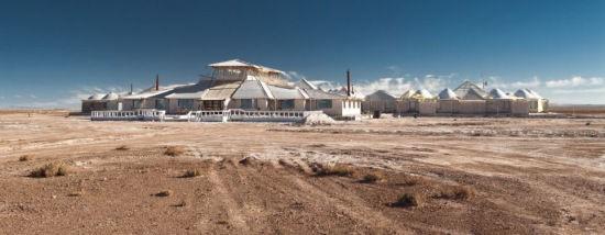 """世界上最""""咸""""的酒店,房屋全部用盐建造,1000块"""