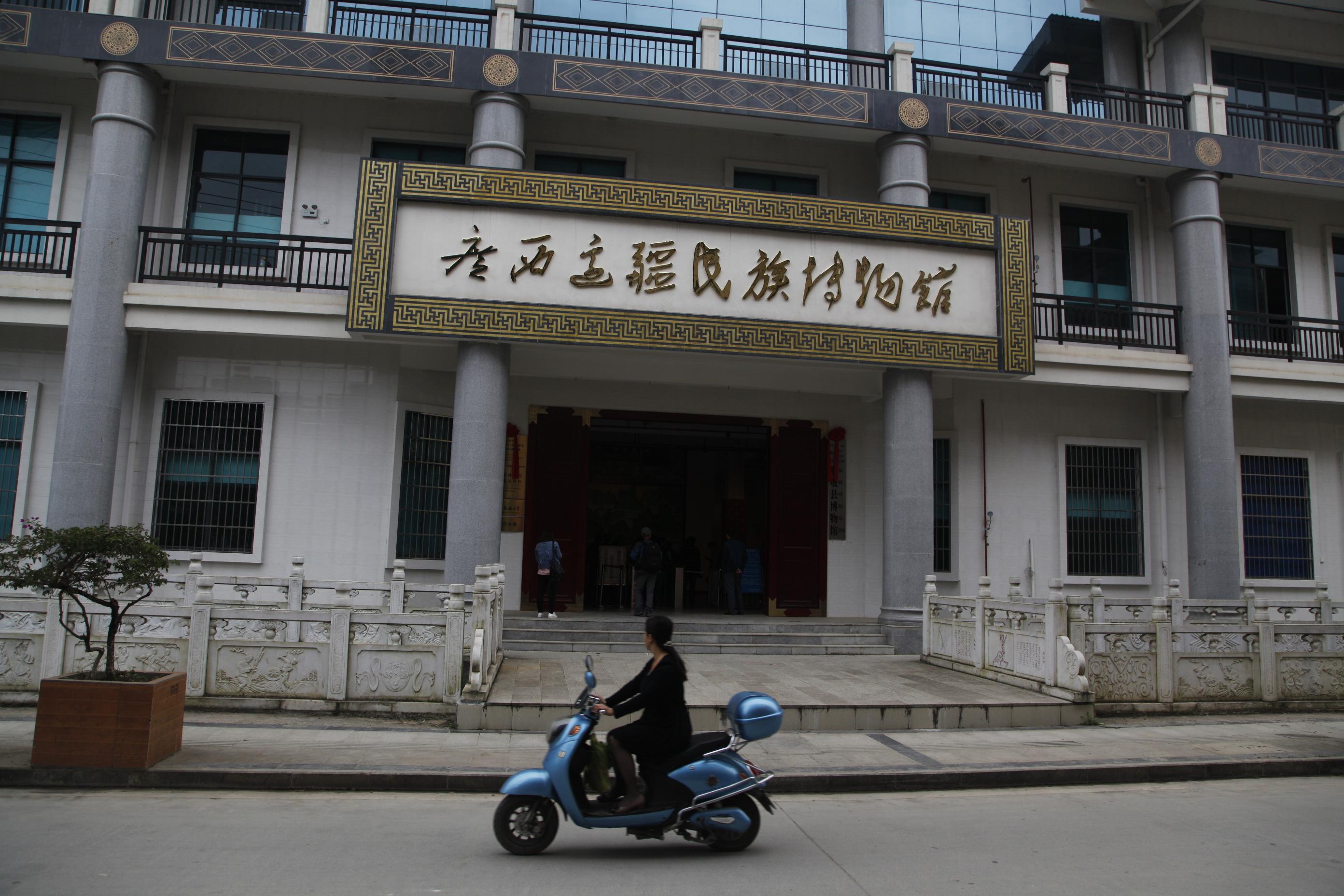原创             中国最宜居城市,广西百色,山明水秀灵气飘逸,寒假就带孩子去啊
