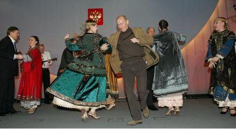 纪念普京执政20年 克宫公开了他的罕见照片