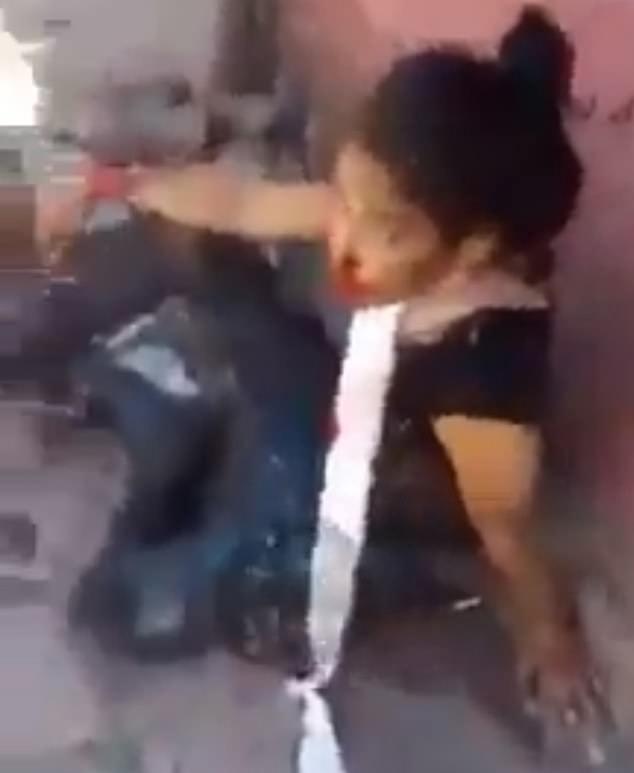 墨西哥21岁美女大毒枭被军警击毙,曾率悍匪伏击杀死13名警察