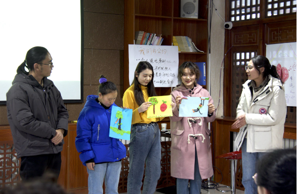 青海2020织梦志愿者能力提升培训结束