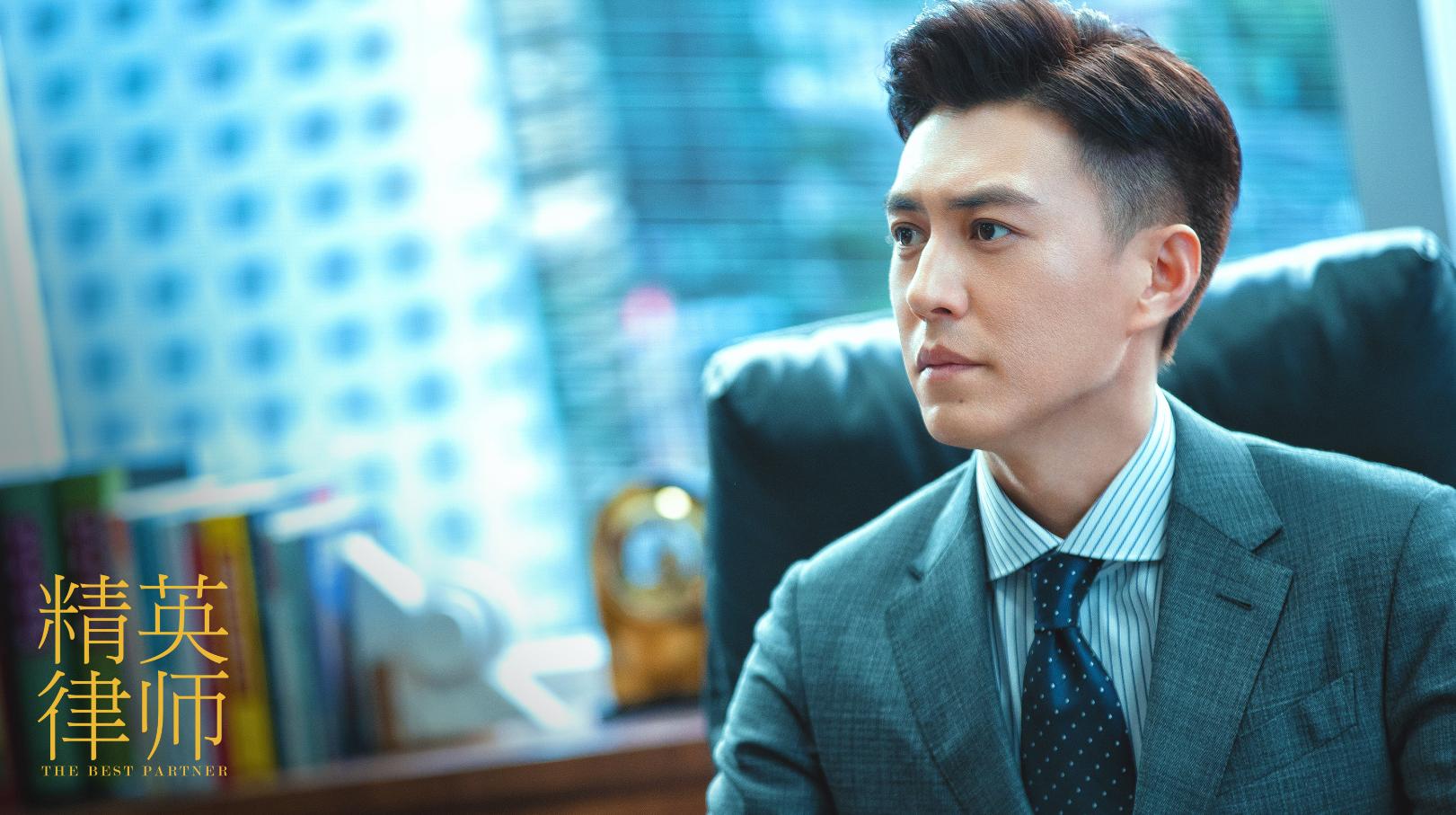 明星商业价值12月榜 靳东《精英律师》等众主演热度攀升图片