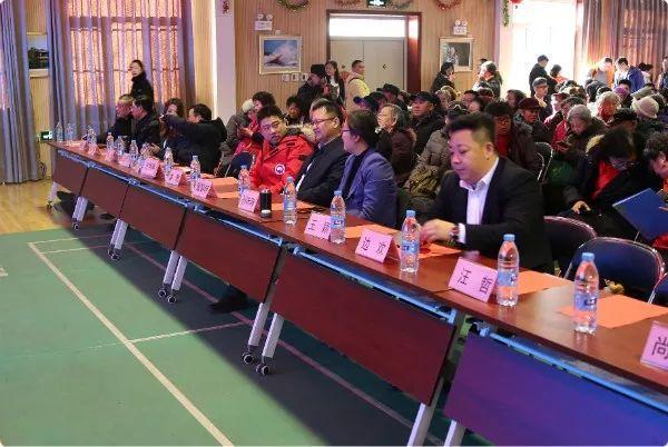 诸园文化与社区居民欢聚一堂共贺春节