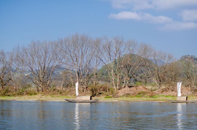 原创             浙江最诗意的古镇,一个景区两个五级景点,游览需要乘坐摆渡船