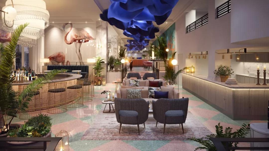 全球奢华精品酒店2020年即将开业的成员酒店,你最期待哪一家?
