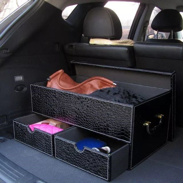 80%的司机不知道,春节回家后备箱整理有妙招
