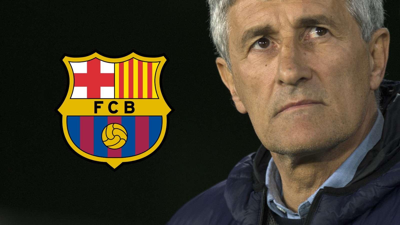 巴塞罗那宣布解雇巴尔韦德   由赛迪恩接替主帅之位