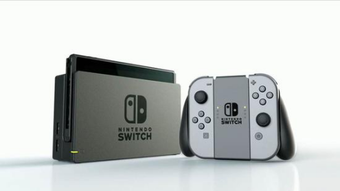 Switch 充電 方法