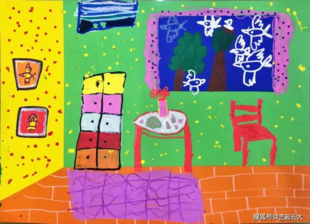 艺术教育的第一课,从培养孩子画画开始
