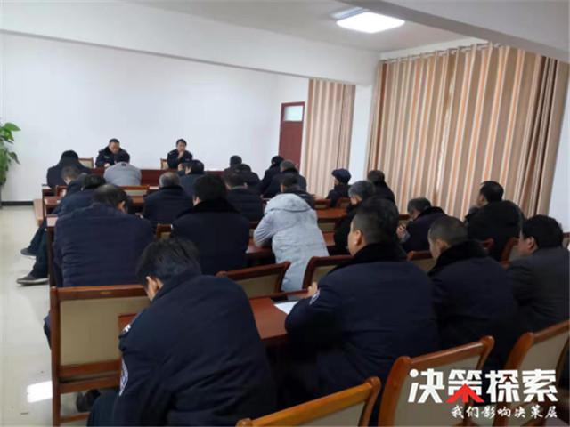 """邓州市公安局构林派出所积极开展""""百万警进千万家""""走访活动"""
