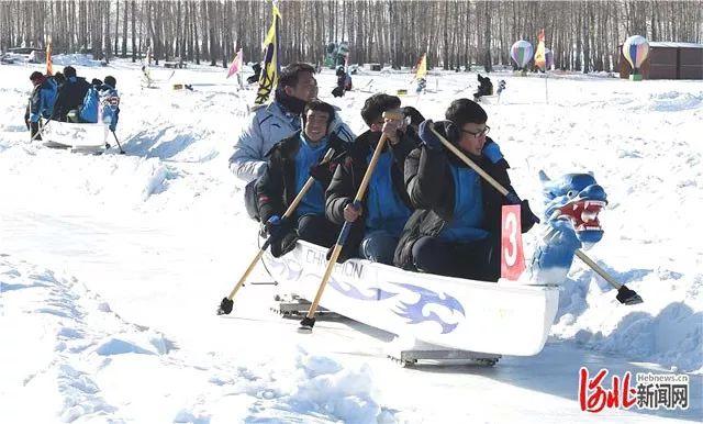 数九寒冬,河北省冰雪运动推广普及进一步向基层延伸拓展,首届冰雪运动