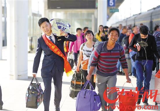 虎门高铁站成春运主力站场 预计将发送旅客106万人次
