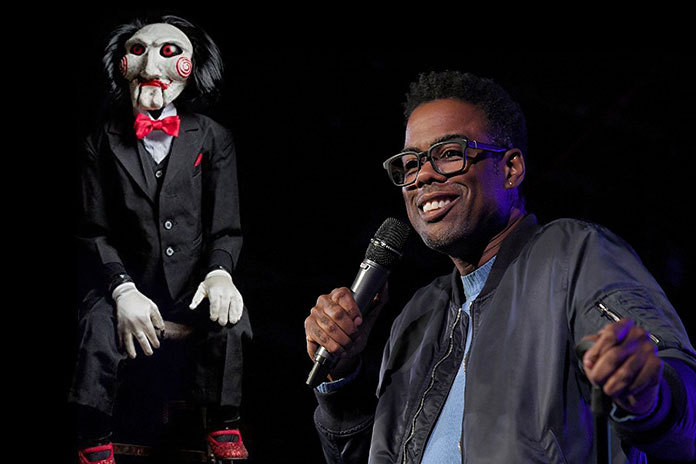 克里斯-洛克谈新版《电锯惊魂》 恐怖血腥之外加入喜剧元素