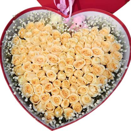 情人节送什么礼物给男女朋友好 情人节花怎么送最适合?