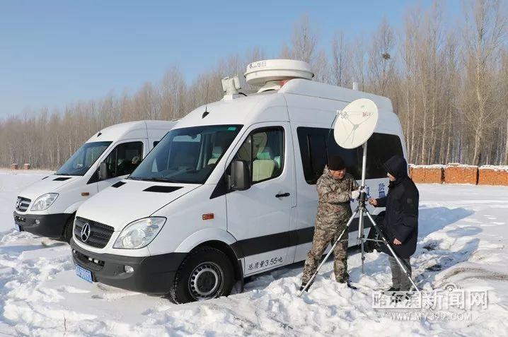 二十五分之一!全球商业遥感卫星接收站国内首站落户哈尔滨道里丨将为智慧城市等提供空天大数据支撑