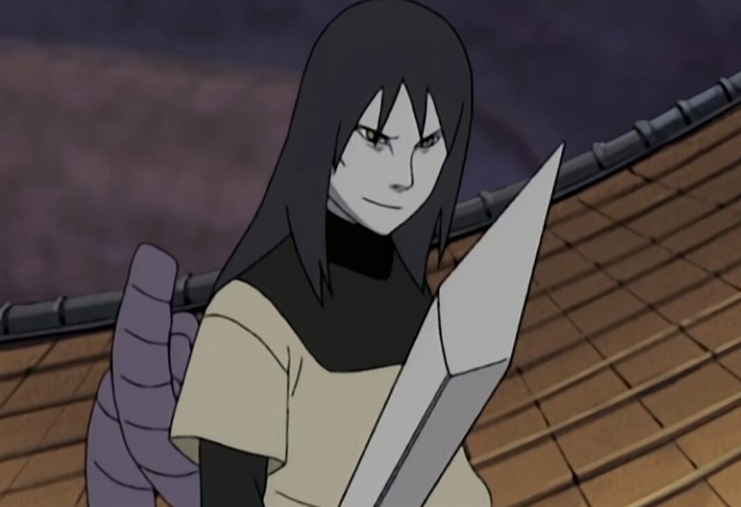 新伸博:申博官网_原创 火影:大蛇丸草薙剑有多厉害?十拳剑都刚不过,堪称第一神器