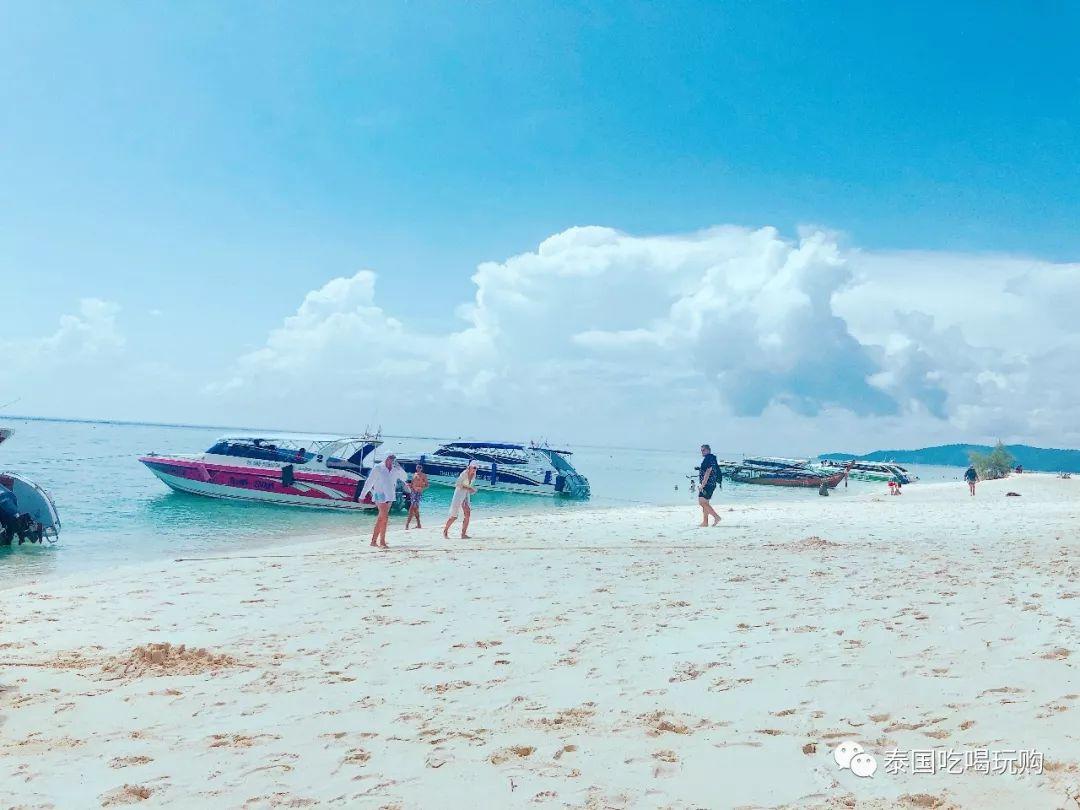 泰国南部最美的海!一天玩转甲米精华~