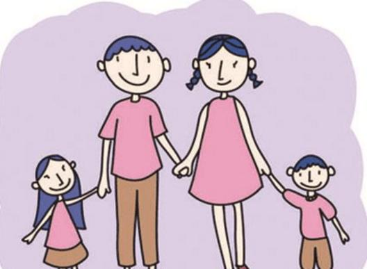 儿女双全的家庭或许不值得羡慕,值得羡慕的也许是这样的组合