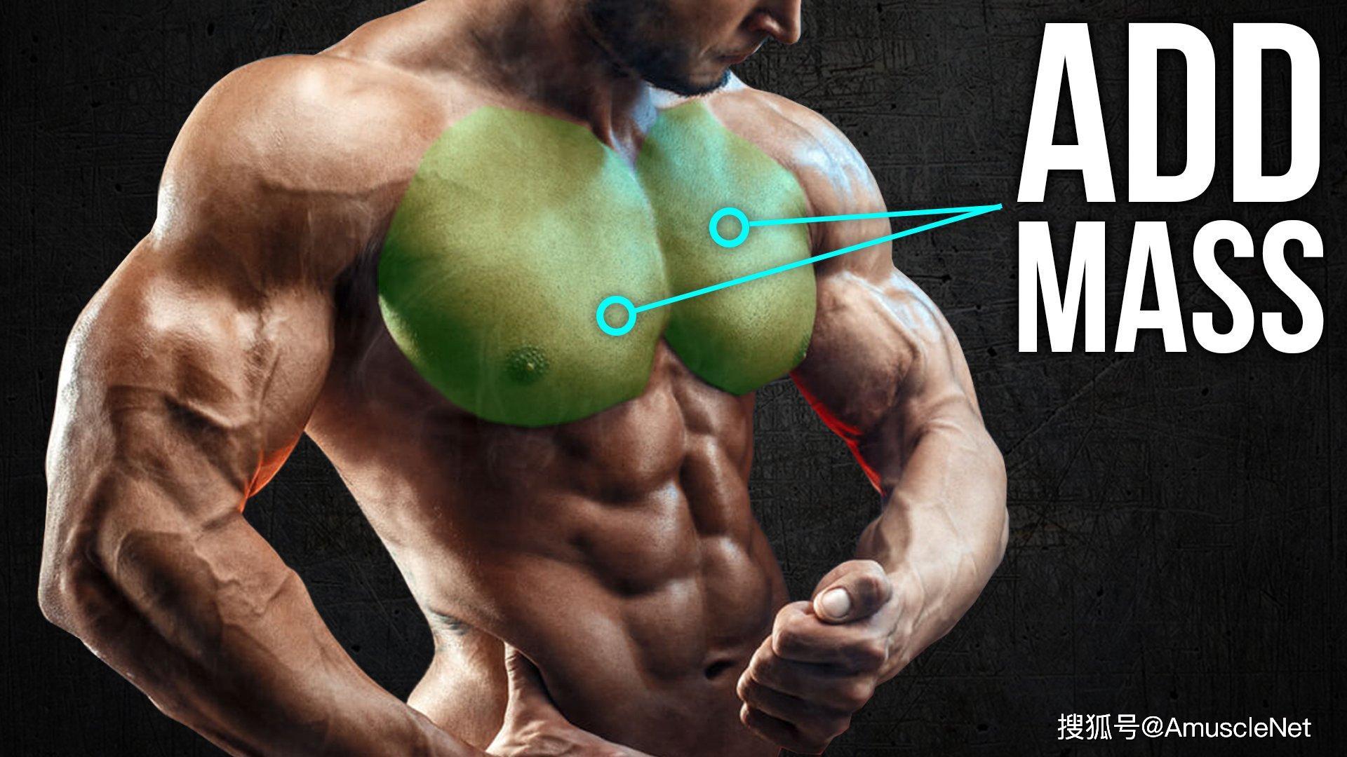 健身了20年,总结胸肌训练的结论,哑铃推胸好处多多