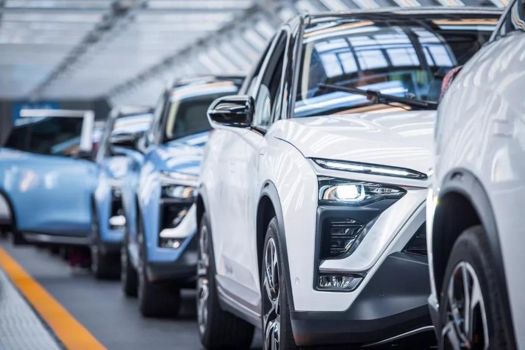从一辆10万公里蔚来ES8拆解,看纯电动汽车的高压电安全设计