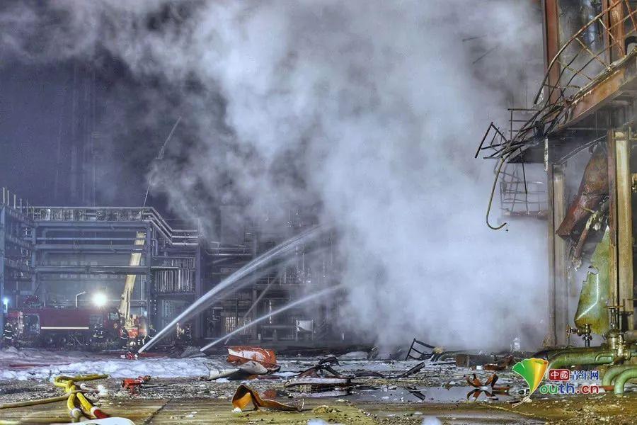 珠海化工厂爆炸