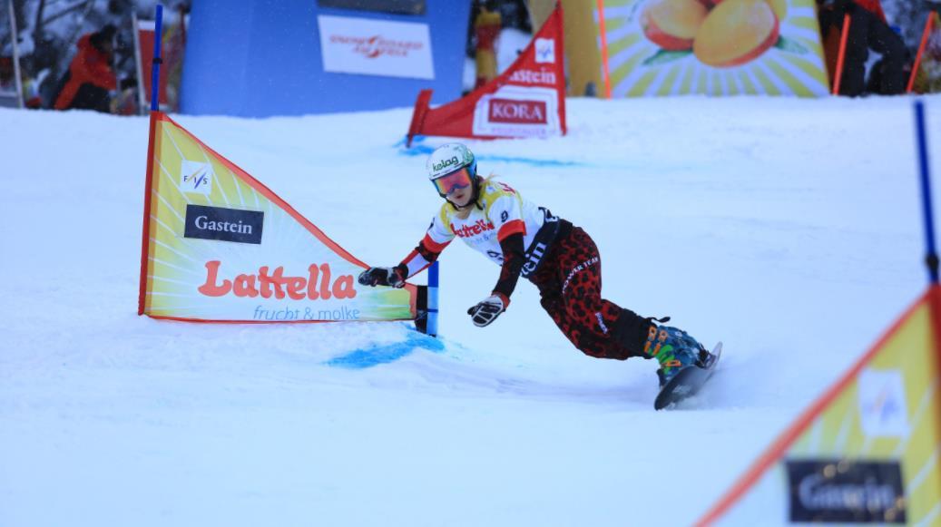 平行回转奥地利站:宫乃莹第14位 霍夫迈斯特夺第3冠