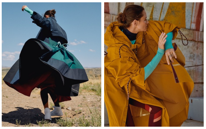 <b>当运动与时尚邂逅|lululemon与 Roksanda设计师限量合作冬季系列</b>