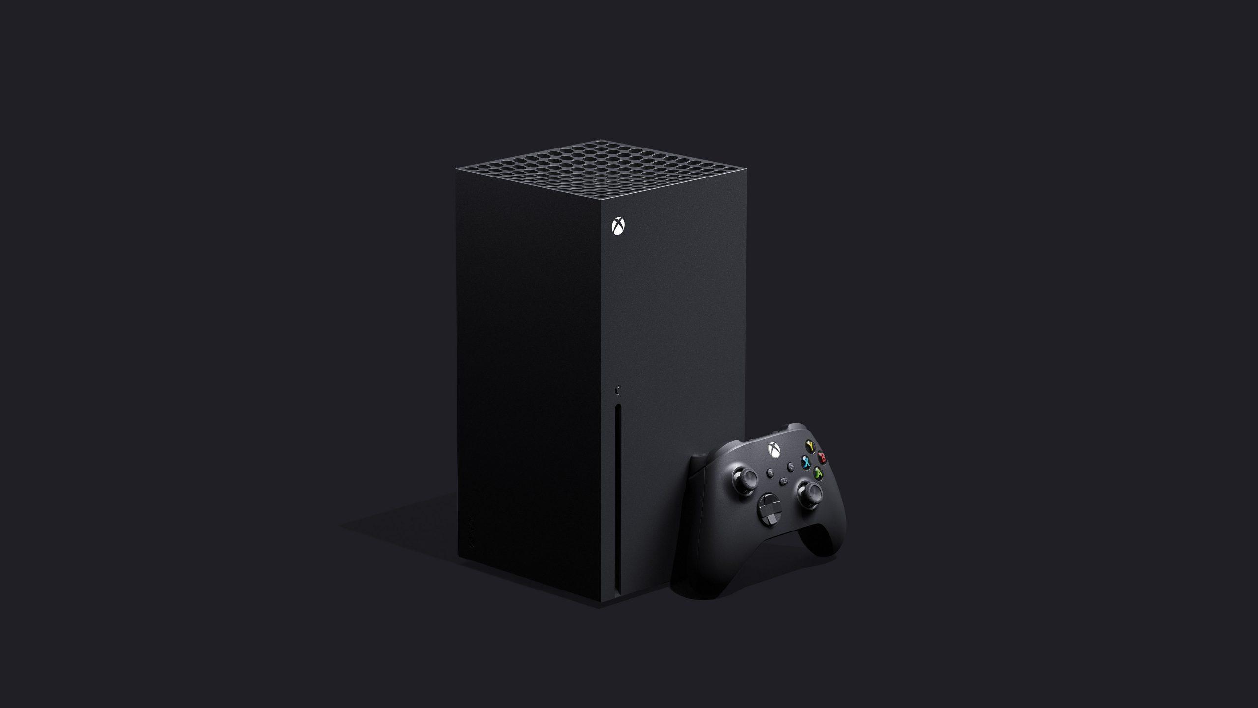 玩家自制Xbox Series X實體外盒概念藝術圖