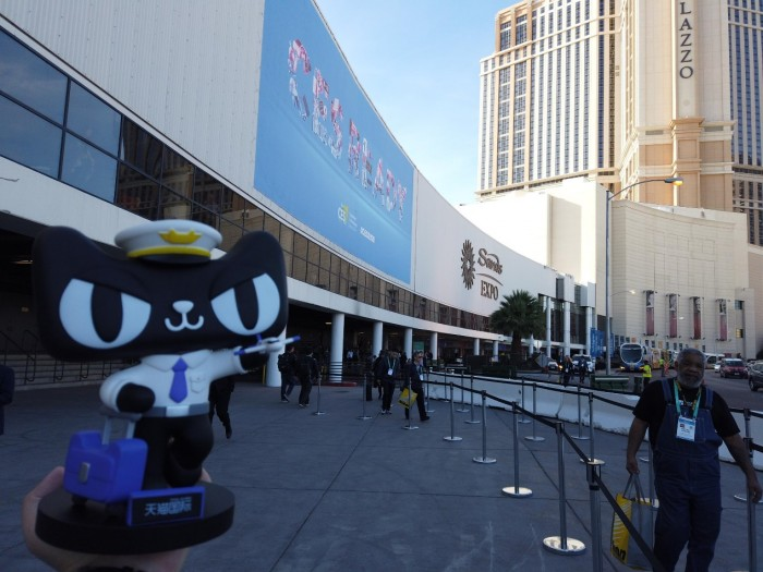 Silkn射频牙刷携手天猫国际亮相2020CES展会