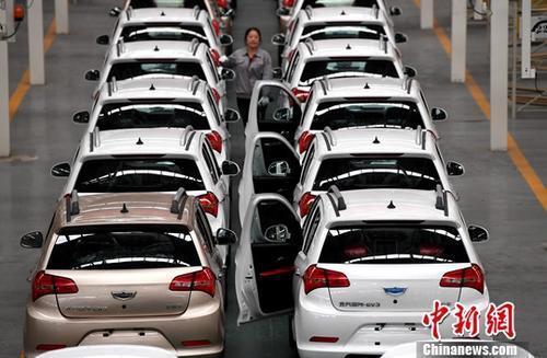 2020年补贴将不大幅退坡国产新能源车再迎春天?