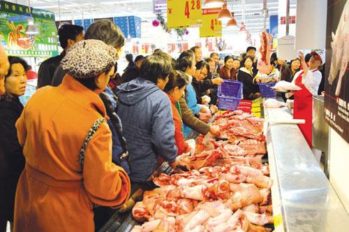 春节即将来临,猪肉价格还会不会再上涨?