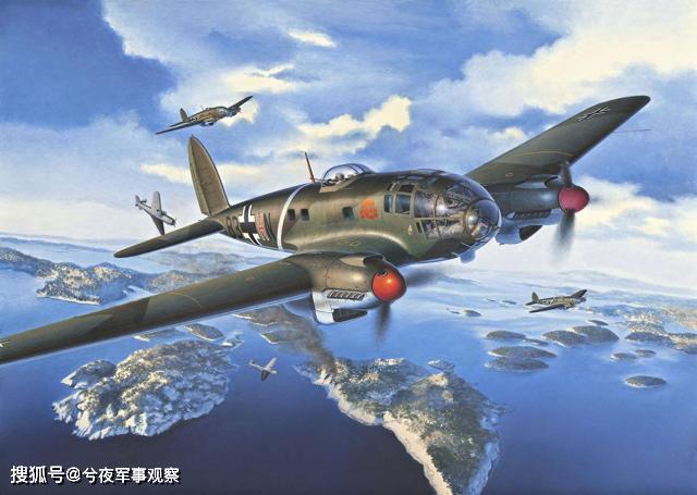 空袭在夜间打响!625架轰炸机飞临英国,800吨炸弹让伦敦一片火海_德国新闻_德国中文网