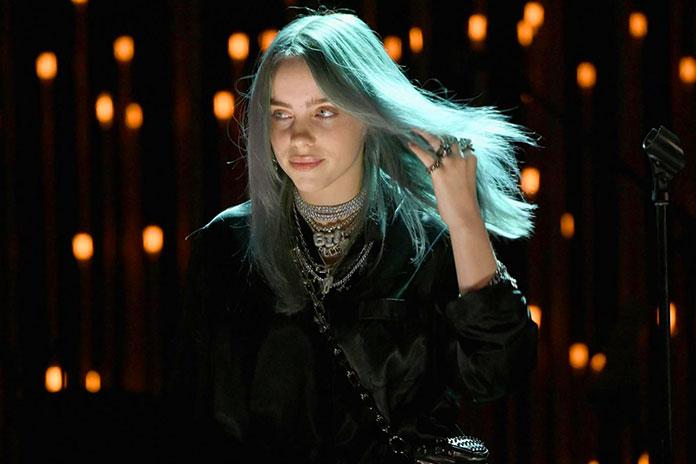官宣!格莱美提名获得者比利-艾莉什演唱《007:无暇去死》主题曲