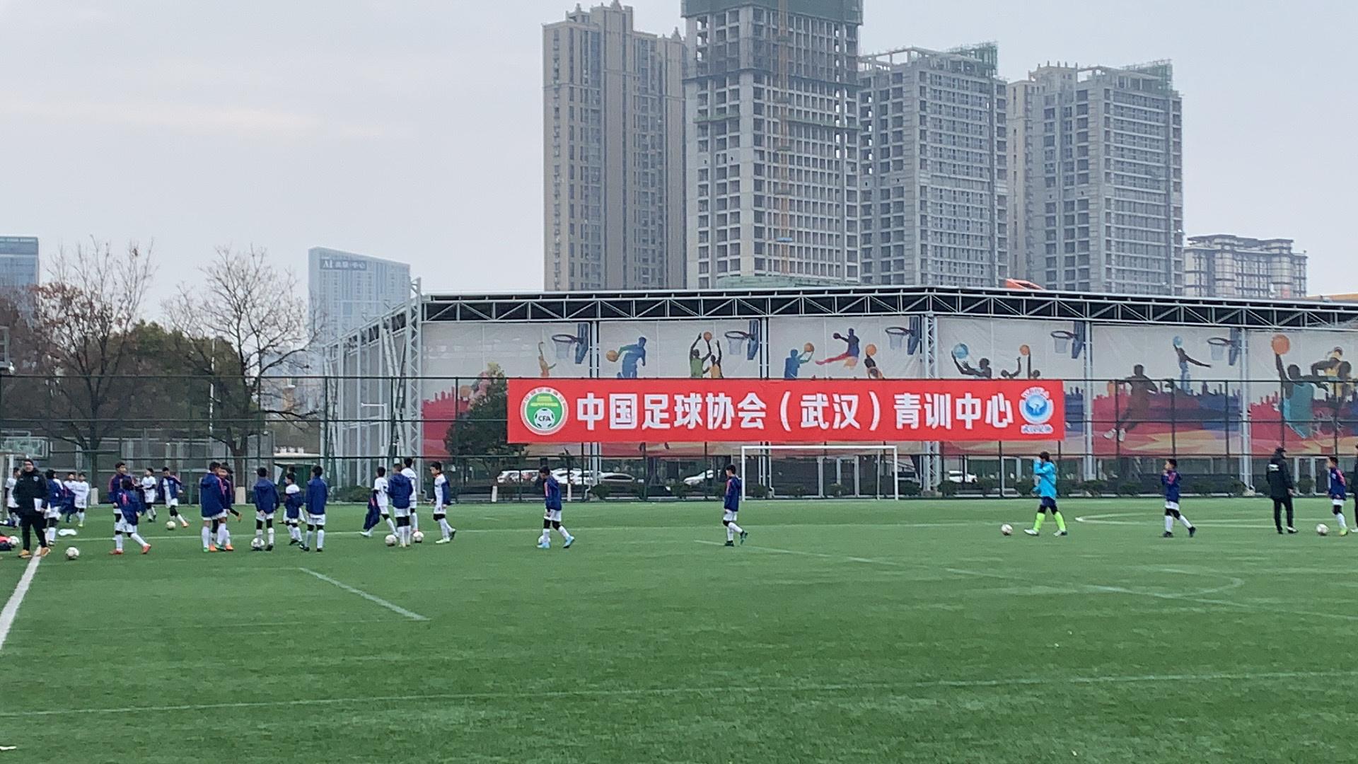 国足兵工厂,千人大冬训——2020年武汉市优秀青少年足球运动员冬训营