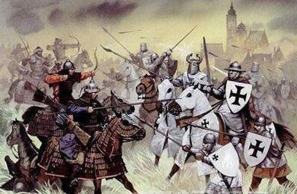 蒙古帝国军事实力有多强?西征途中和这么多国家交过手