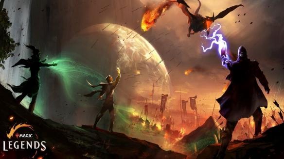 《万智牌》世界观网游《魔法传奇》年内登陆PC