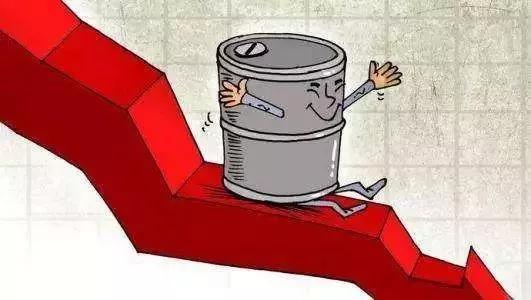 国际油价大跌 中国原油期货主力合约开盘大跌逾6%