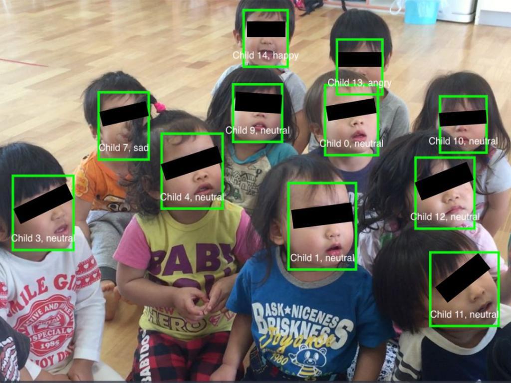 暗中观察,没有「头环」:AI 摄像头就可以看出你上课是否走神