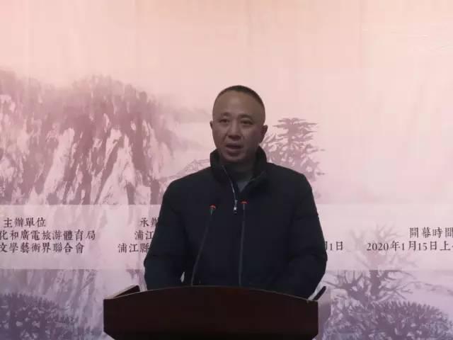 桂馥堂一一朱氏四代中国画展暨朱祖侃作品捐赠仪式在博物馆举行
