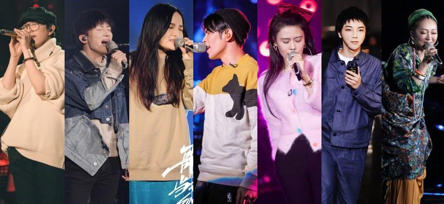 [滚动]原创盘点2020年五档人气综艺节目,《歌手》、《中国好声音》上榜
